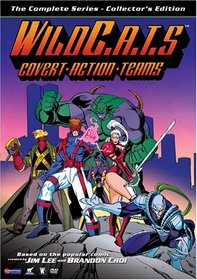 WildC.A.T.S.: The Complete Series (Two-Disc Collector's Edition)