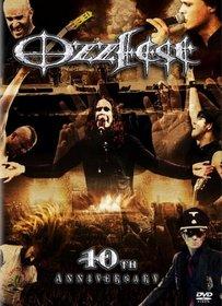 Ozzy Osbourne's Ozzfest 10th Anniversary