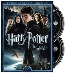 Harry Potter and the Half-Blood Prince SE (2-Disc) (DVD)
