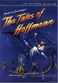 The Tales of Hoffmann - Criterion Collection