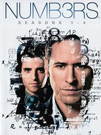Numb3rs (Seasons 1-4)