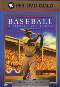Baseball - A Film By Ken Burns: Inning 6 (The National Pastime, 1940 ~ 1950)