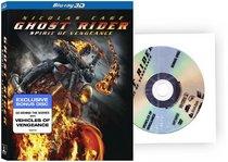 Ghost Rider Spirit of Vengeance 3D with BONUS DISC