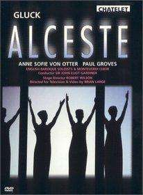 Gluck - Alceste / Robert Wilson · John Eliot Gardiner · Anne Sofie von Otter · English Baroque Soloists · Théâtre du Chatelet