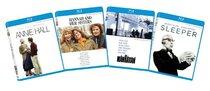 The Woody Allen Blu-ray Bundle (Annie Hall, Manhattan, Sleeper, Hannah and Her Sisters)