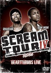 Scream Tour IV Heartthrobs Live