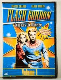Flash Gordon Conquers The Universe, Vol. 1