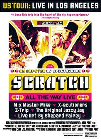 Scratch - All the Way Live
