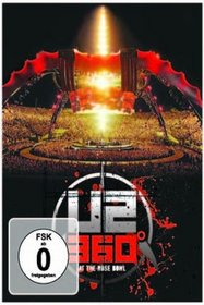 U2 - 360° AT THE ROSE BOWL
