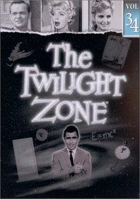 The Twilight Zone - Vol. 34