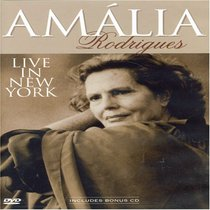 Amalia Rodrigues: Live in New York City