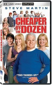 Cheaper by the Dozen [UMD for PSP]