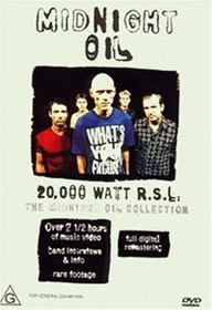 Midnight Oil: 20,000 Watts R.S.L. - The Midnight Oil Collection