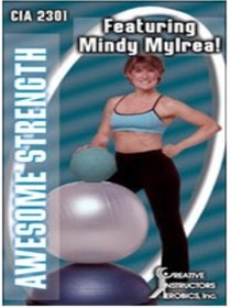 Awesome Strength With Mindy Mylrea