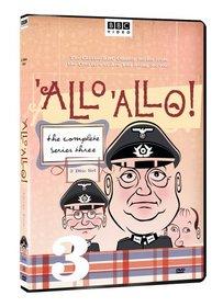 'Allo 'Allo!: The Complete Series Three