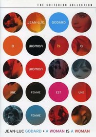 A Woman is a Woman - Criterion Collection