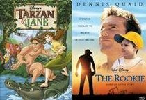 Tarzan & Jane/Rookie    (dvd 2-Pack)