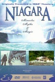 Niagara - Miracles, Myths & Magic (Large Format)