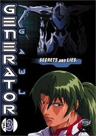 Generator Gawl - Secrets and Lies (Vol. 3)