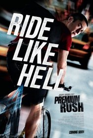 Premium Rush (+ UltraViolet Digital Copy)