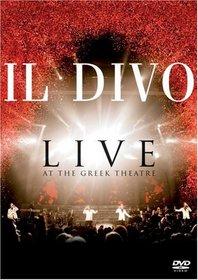 Il Divo - Live at the Greek