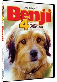 Benji - 4 Movie Set
