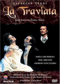 Verdi - La Traviata / Gruberova, Shicoff, Zancanaro, Rizzi, La Fenice