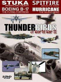 Thunderbirds of World War II Documentary Boxed Set