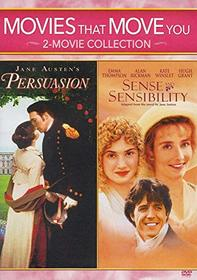 Persuasion / Sense and Sensibility (Movie That Move You 2-Movie Collection)