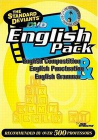 The Standard Deviants - DVD English Pack (Composition, Punctuation, Grammar)