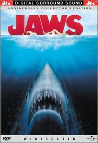 Jaws (25th Anniversary Widescreen Collector's Edition) - DTS