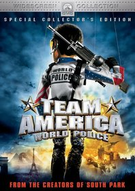 Team America - World Police (Special Collector's Widescreen Edition)