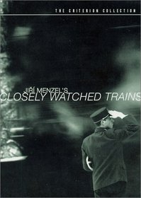 Closely Watched Trains - Criterion Collection