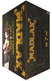 Madlax, Vol. 1 - Connections + Series Box
