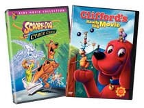 Clifford's Really Big Movie/Scooby Doo and the Cyber Chase