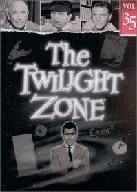 The Twilight Zone - Vol. 35