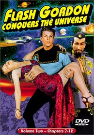 Flash Gordon Conquers the Universe, Vol. 2 - Chapters 7-12
