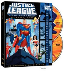 Justice League Unlimited - Season Two (DC Comics Classic Collection)