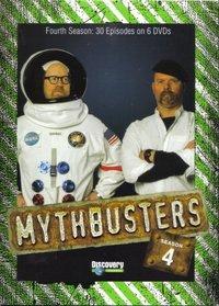Mythbusters Complete Season 4