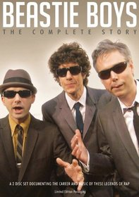 Beastie Boys - The Complete Story