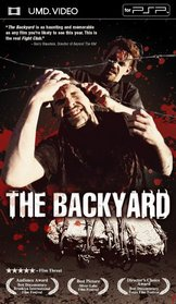 The Backyard [UMD for PSP]