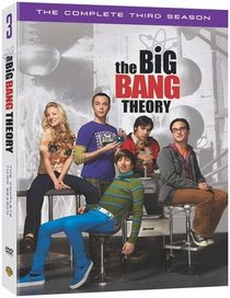 The Big Bang Theory: The Complete Third Season (Special 4-Disc Edition)
