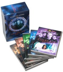 Stargate SG-1 Season 1 Boxed Set