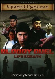 Crash Masters: Bloody Duel-Life and Death