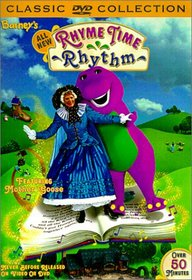 Barney's Rhyme Time Rhythm