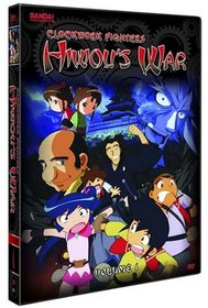 Clockwork Fighters - Hiwou's War (Vol. 1)