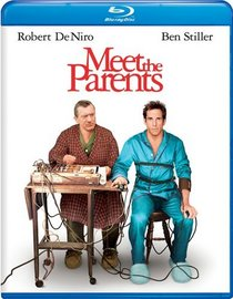 Meet the Parents [Blu-ray]
