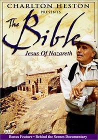 The Charlton Heston Presents The Bible: Jesus of Nazareth