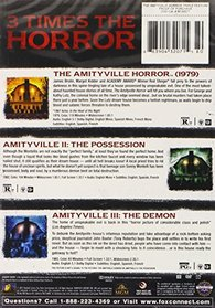 Amityville Horror Triple Feature, The
