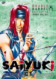 Saiyuki: Double Barrel Collection 2